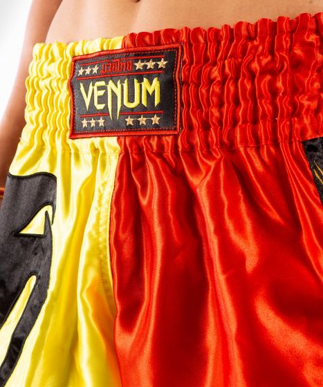 Venum MT 플래그 무에타이 쇼츠 - 벨기예