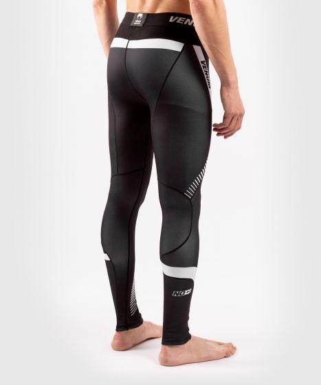 Компрессионные штаны Venum No Gi 3.0 - черный/белый