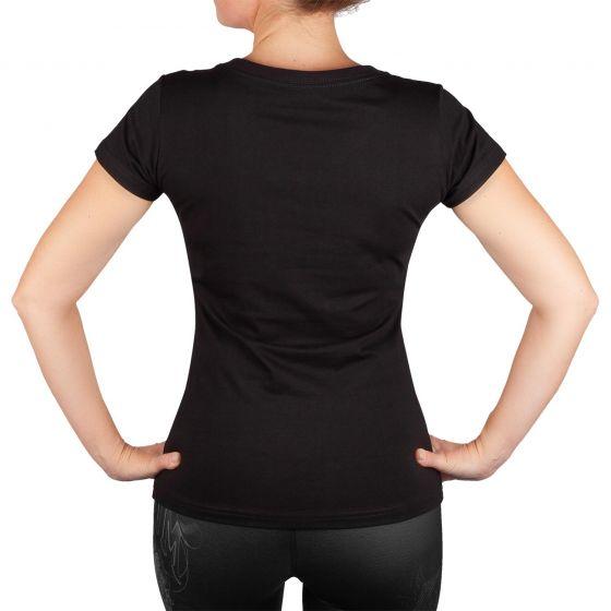 Venum Santa Muerte 3.0 T-shirt - Black/Black - For Women