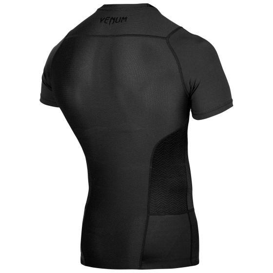 Venum G-Fit Rashguard - Short Sleeves - Black