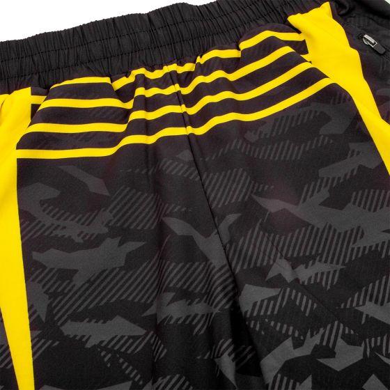 Шорты для тренировок Venum Okinawa 2.0 - Черный/Желтый