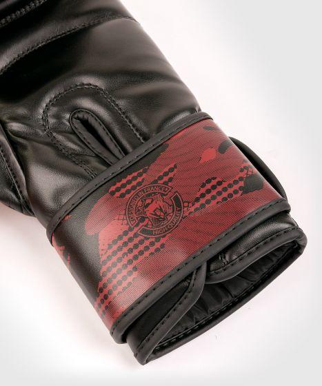 Venum Defender Contender 2.0 Boxing Gloves - Black/Red