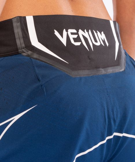 UFC 베넘 어쎈틱 파이트 나이트 여성 쇼츠 - 숏 핏 - 푸른