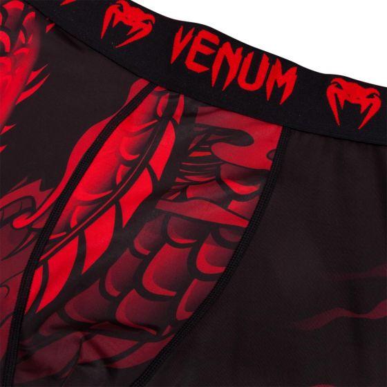 КОМПРЕССИОННЫЕ ШТАНЫ VENUM DRAGON'S FLIGHT - Черный/Красный