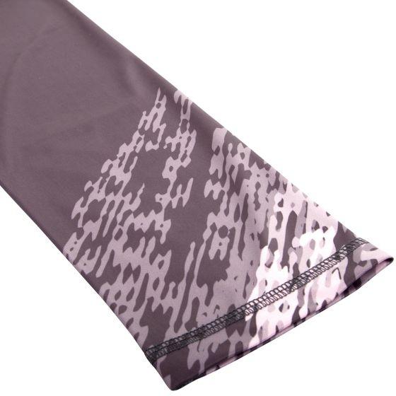 Venum Neo Camo Cropped Leggings - Dark purple