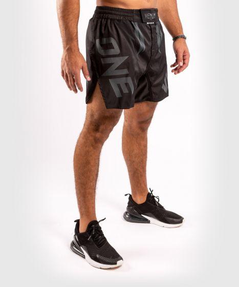ММА шорты ONE FC  - Черный/Черный