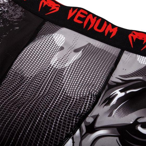 Venum Werewolf Compression Shorts - Black/Grey