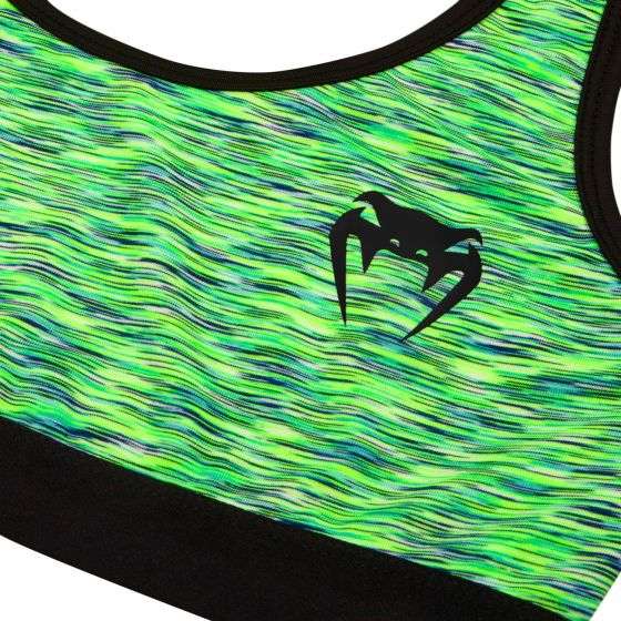 Venum Heather Sports Bra - Green