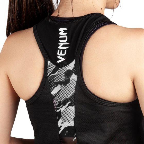 Безрукавка Venum Tecmo - Для женщин - Черный/Белый