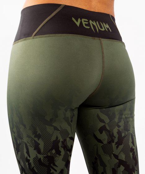 UFC Venum Authentic Fight Week Women's Performance Tight - Khaki
