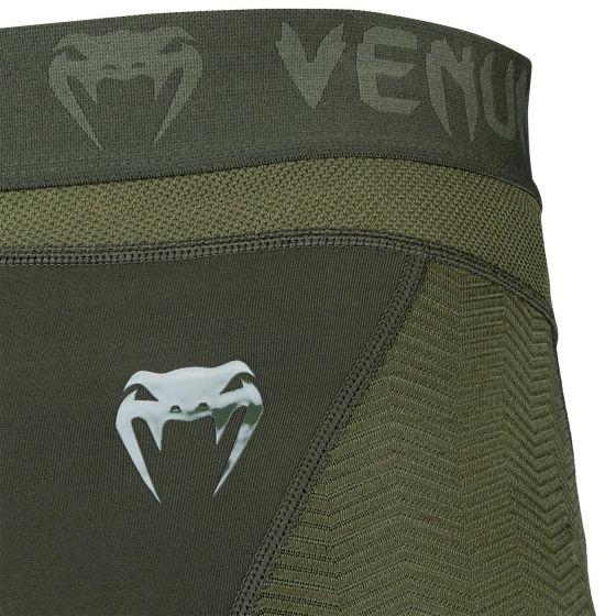 Venum G-Fit Compression Tights - Khaki