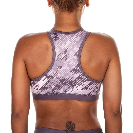 Venum Neo Camo Sports Bra - Grey