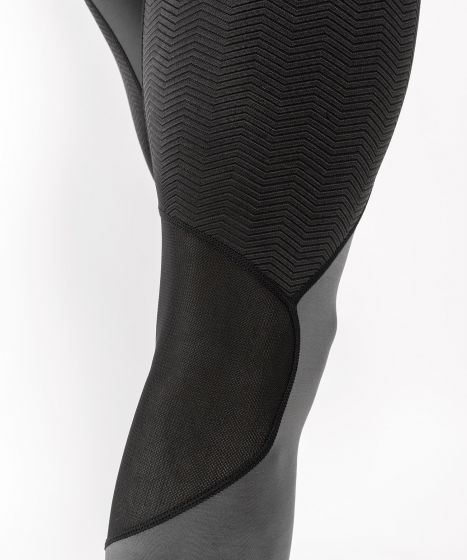 Venum G-Fit Compresssion Tights - Grey/Black