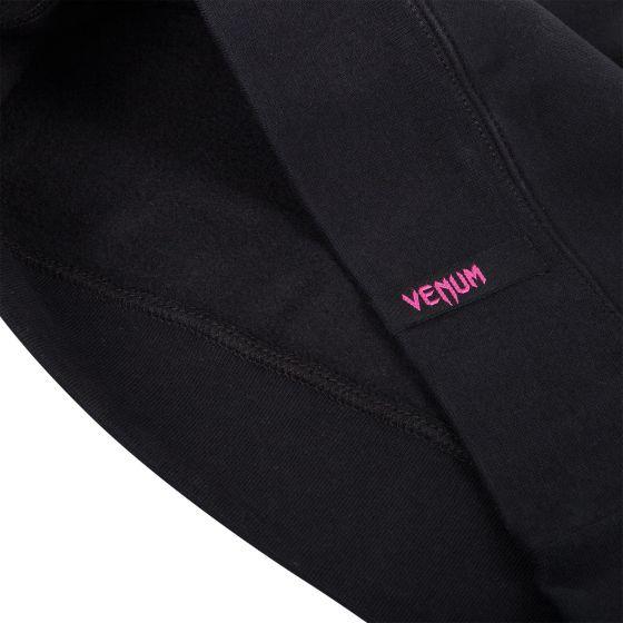 Venum Infinity Hoodie - Black/Pink