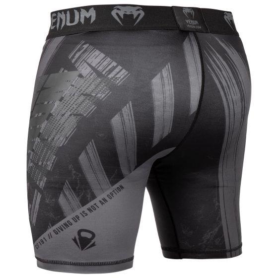 Компрессионные шорты Venum AMRAP - Черный/Серый