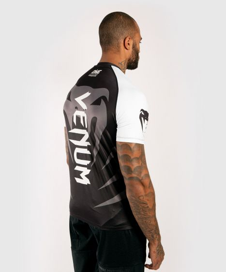 Футболка Dry Tech Venum x ONE FC  - Белый/Черный