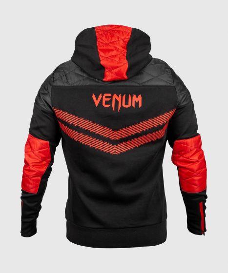 Толстовка Venum Laser 2.0 - Черный/Красный
