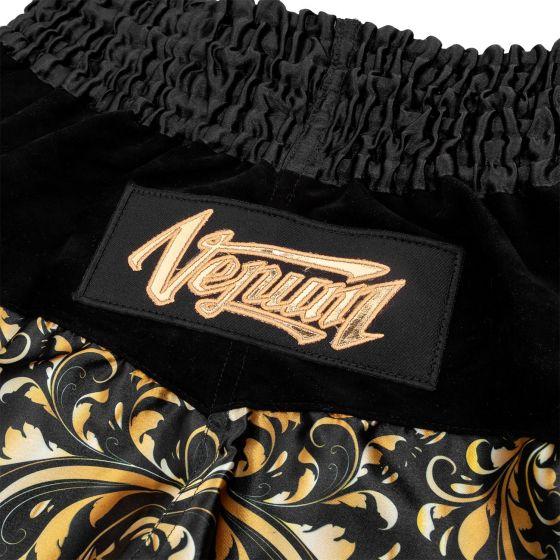 Шорты для тайского бокса Venum Absolute - Черный/Золотистый