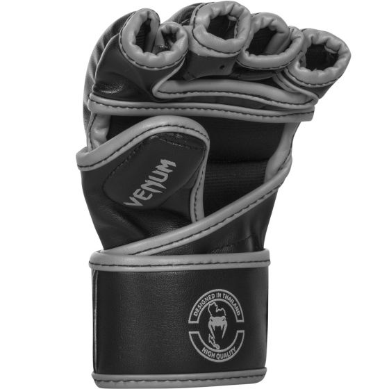Venum Challenger MMA Gloves - Black/Grey