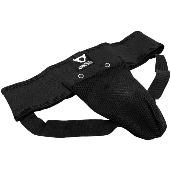 Ringhorns Charger Groin Guard & Support - Black