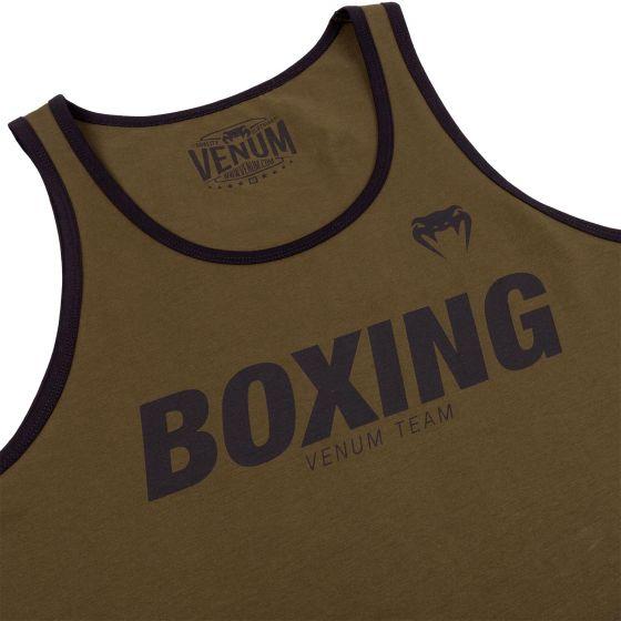 Venum Boxing VT Tank Top - Khaki/Black