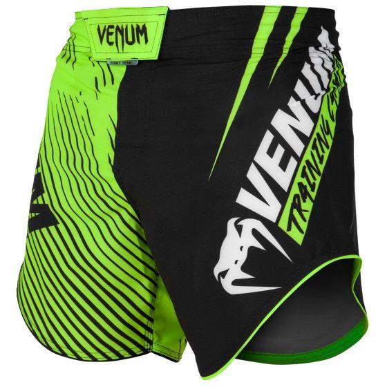 Venum Training Camp 2.0 Fightshorts - Black/Neo Yellow