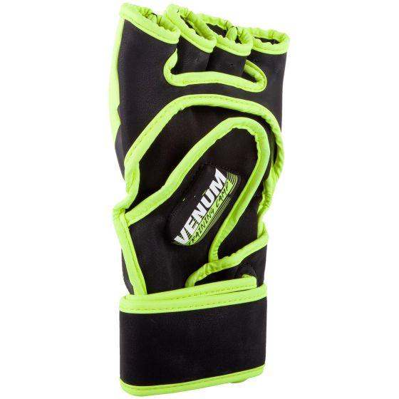 Venum Training Camp 2.0 MMA Gloves - Black/Neo Yellow