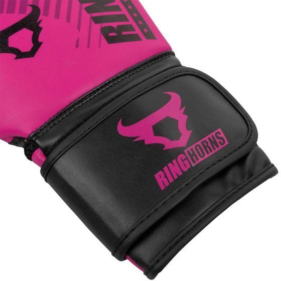 Ringhorns Charger MX Boxing Gloves - Purple/Black