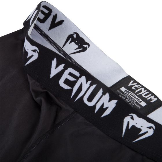 Venum Giant Spats - Black/Ice