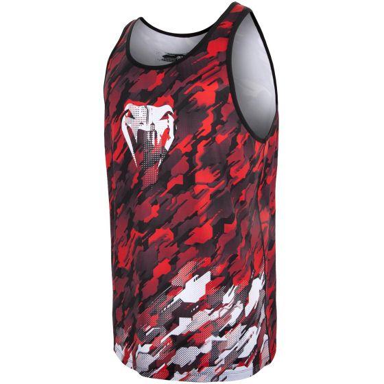Venum Tecmo Tank Top - Red/White