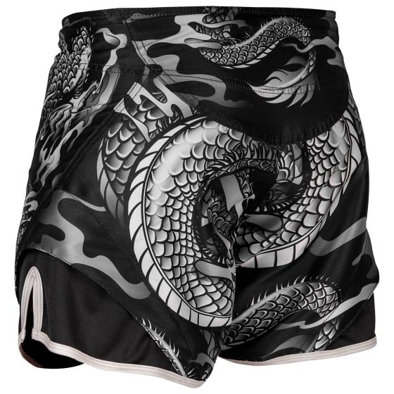 Venum Dragon's Flight Fightshorts - Black/Sand