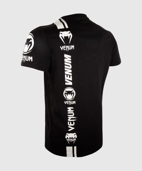 Venum Logos T-Shirt - Black/White