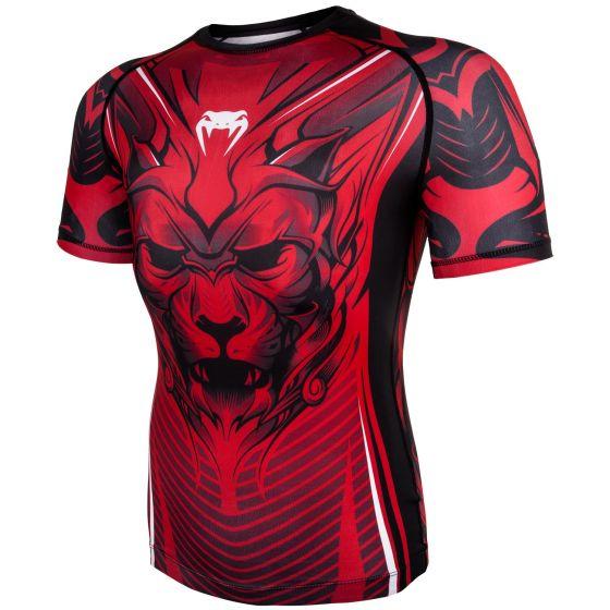 Venum Bloody Roar Rashguard - Short Sleeves - Red