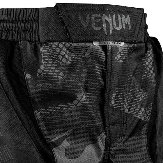 Шорты для единоборств Venum Tactical - Городской камуфляж/Черный/Черный
