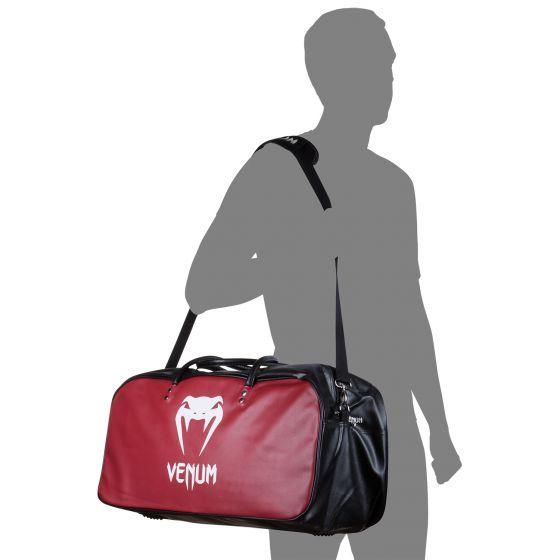 Спортивная сумка Venum Origins - красный