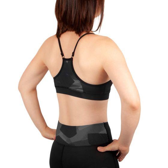 베넘 듄 2.0 스포츠 브라 - 여성용 - 블랙/블랙