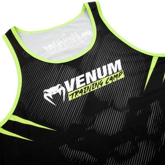 Venum Training Camp 2.0 Tank Top - Black/Neo Yellow