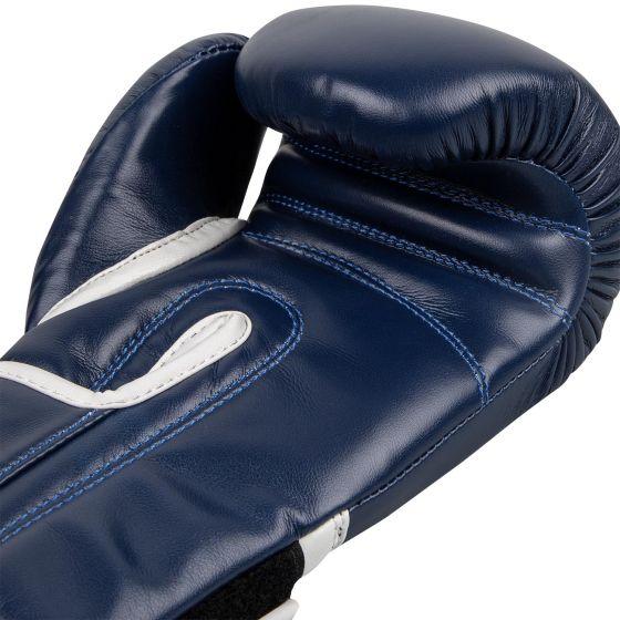 Детские боксерские перчатки Venum Signature - Темно-синий