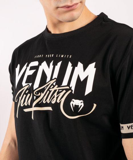 Футболка Venum BJJ Classic 20 Black / Gold