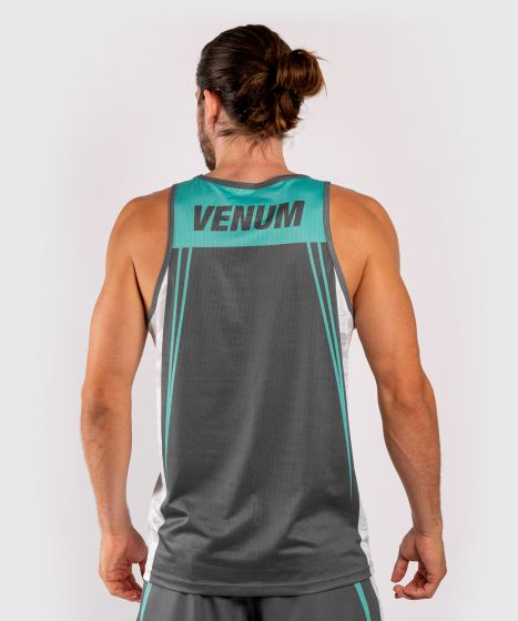 Майка Venum Aero 2.0 -  Серый / Голубой