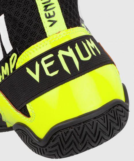 베넘 엘리트 VTC 2.0 에디션 복싱화 - 블랙/네오 옐로우
