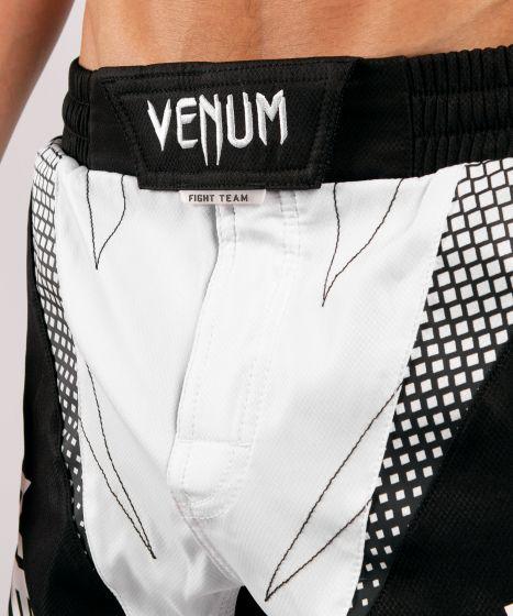 ММА шорты Venum x ONE FC  - Белый/Черный