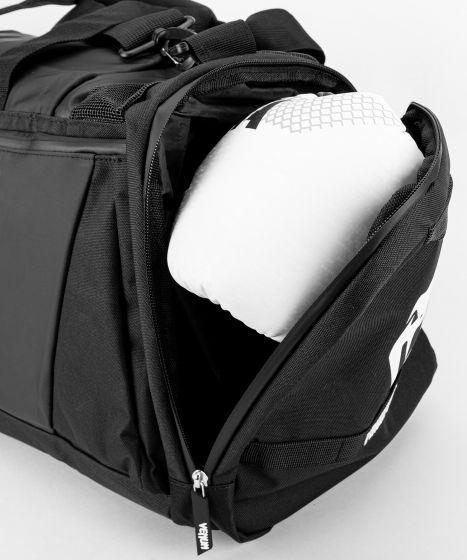 Спортивная сумка Venum Trainer Lite Evo - Черный/Белый