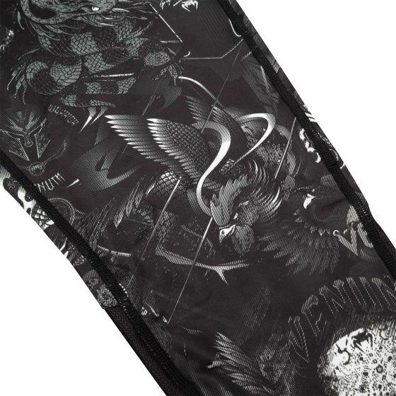 Компрессионные штаны Venum Art - Черный/Белый