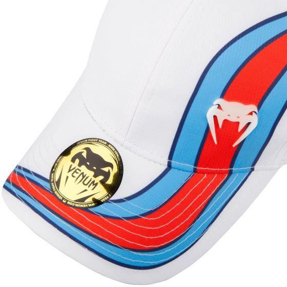 Venum Cutback Cap - Royal Blue/Red