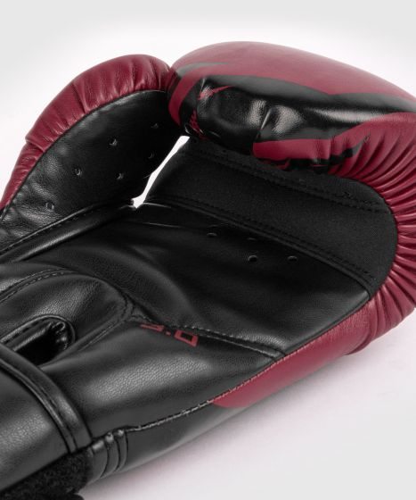 Venum Challenger 3.0 Boxing Gloves - Burgundy