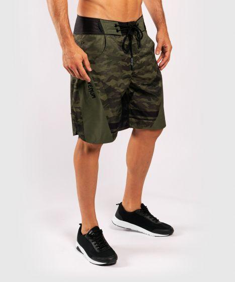 Venum Trooper Boardshorts - Forest Camo/Black