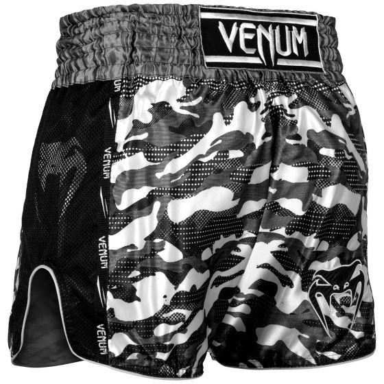 Venum Full Cam Muay Thai Shorts - Urban Camo/Black