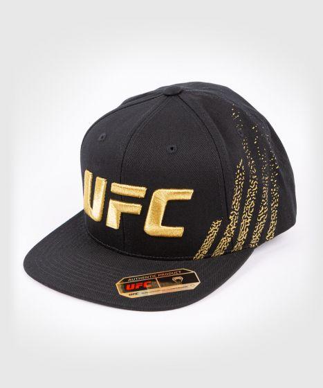UFC 베넘 어쎈틱 파이트 나이트 유니섹스 워크아웃 모자 - 챔피언