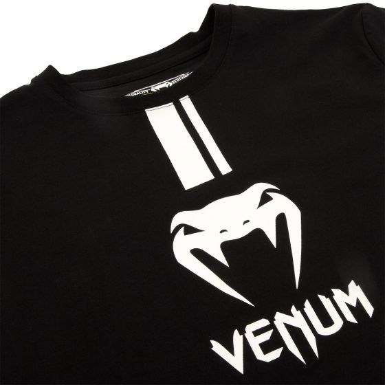 Venum Logos T-Shirt - Black/White - XXS